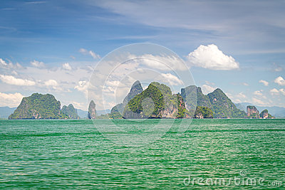 Islands of Phang Nga National Park