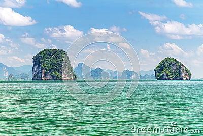 Islands of Phang Nga National Park