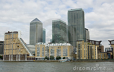 Isle of Dogs apartments