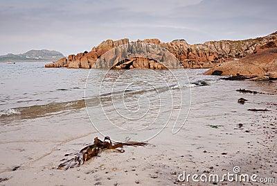 Isle of Mull beach