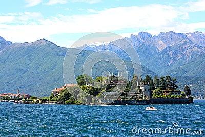 Isola Bella and Lake Maggiore, Italy
