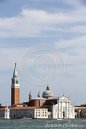 Isola San Giorgio Maggiore in Venice