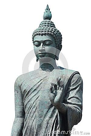 Isolate Big Buddha