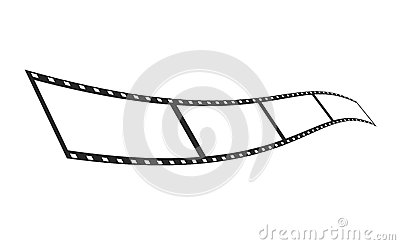 Isolate film strip template