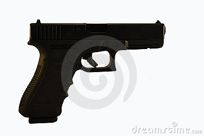 Isolated 9mm