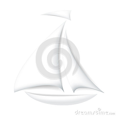 Isolated boat