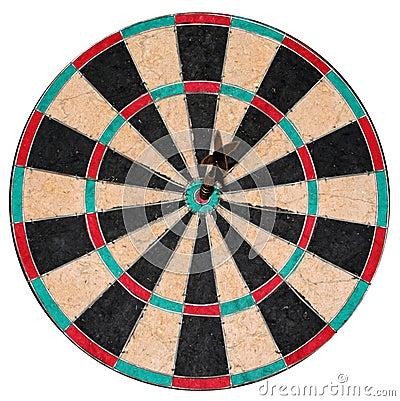 Free Isolated Bulls-Eye Royalty Free Stock Image - 998976