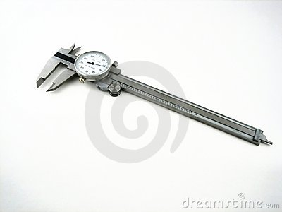 Isolated caliper