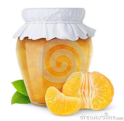 Free Isolated Citrus Jam Stock Photos - 19348213