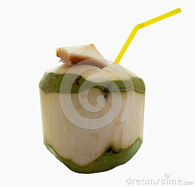 Free Isolated Coconut Royalty Free Stock Image - 67572276