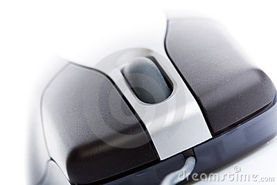 Isolated computer mouse