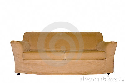 Isolated Couch