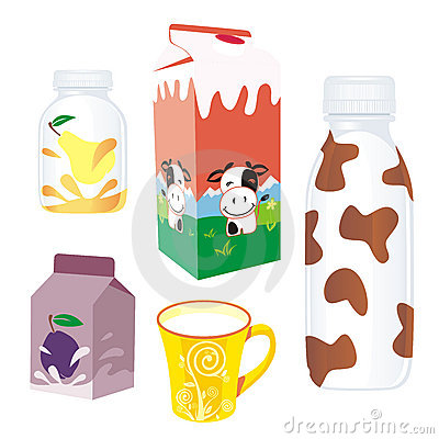 Isolated dairy products