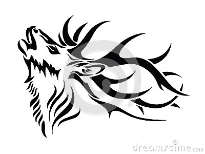Isolated Deer Head Royalty Free Stock Photo - Image: 26523115