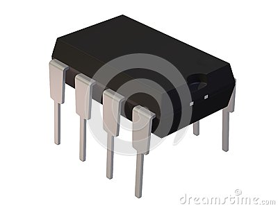 Isolated DIP8 Electronic Component