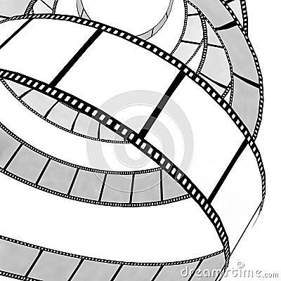 Isolated film reel