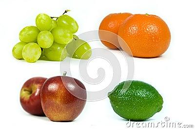 Isolated Fruit