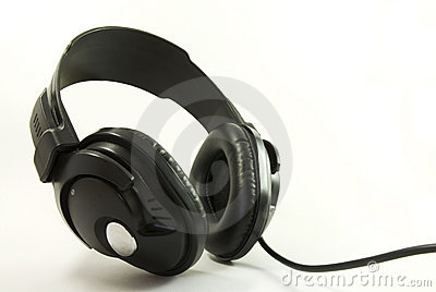 Isolated Headphones