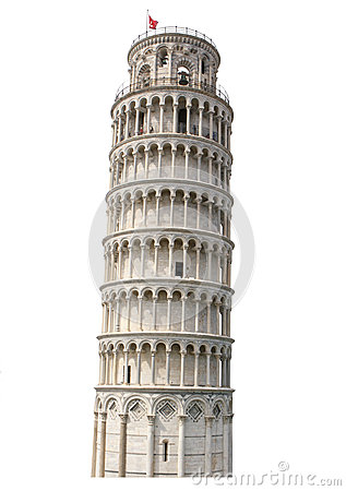 Isolated hi res tower of pisa stock photo image 66114006 - Lego architecture tour de pise ...