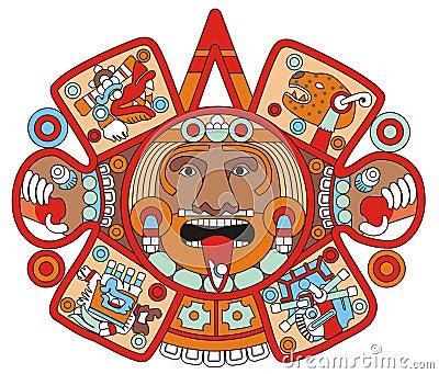 Mayan Logo Creative of mayan logo orMayan Logo