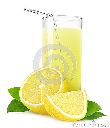 Free Isolated Lemonade Royalty Free Stock Photography - 28180227