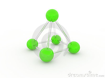 Isolated molecule 3d
