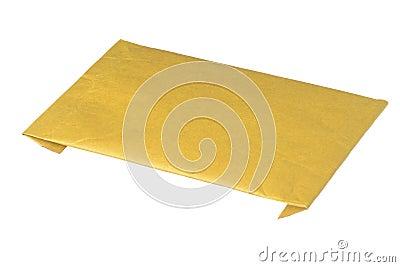 Isolated padded envelope