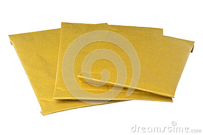 Isolated padded envelopes