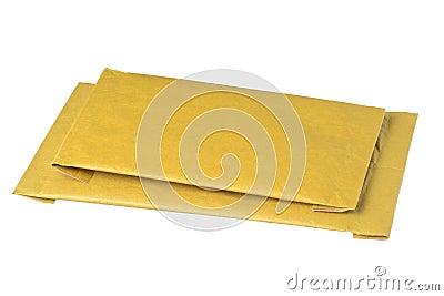 Isolated padded envelopes