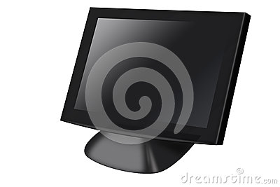 Isolated PC monitor