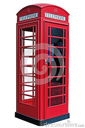 Free Isolated Phone Stock Image - 21176271