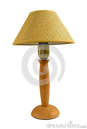 Free Isolated Reading Lamp Stock Image - 7016571