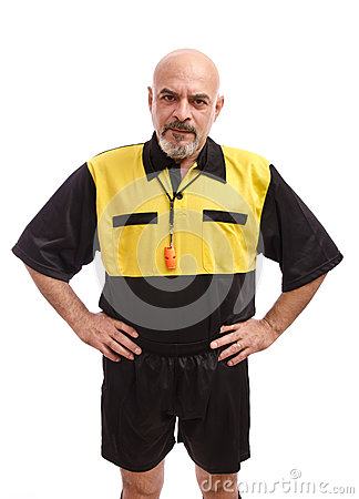 Isolated referee