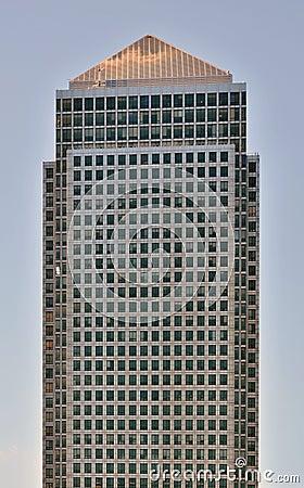Free Isolated Skyscraper. Royalty Free Stock Photo - 40920625