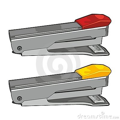 Isolated Stapler Royalty Free Stock Photo - Image: 18544735