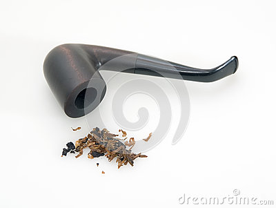 Isolated tobacco pipe and tobacco