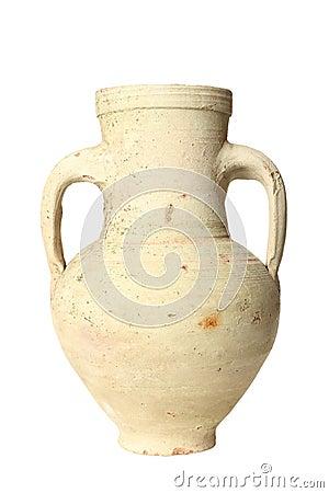 Isolated Vase