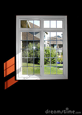 Free Isolated Window Royalty Free Stock Image - 7342396