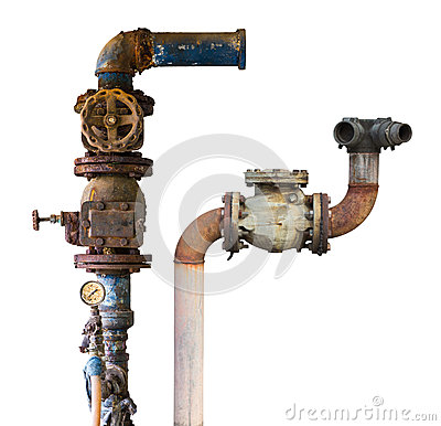 Free Isolates Of The Pipe Royalty Free Stock Photos - 41959048