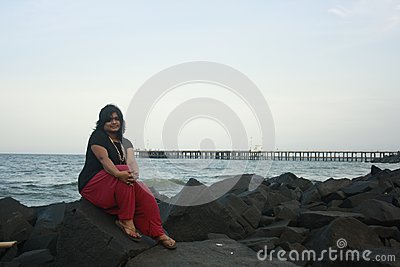 Isolation and Solitude of an Indian Woman