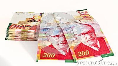 Israëlische munt