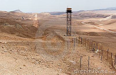 Israel Egypt peace border