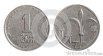 Israel sheqel