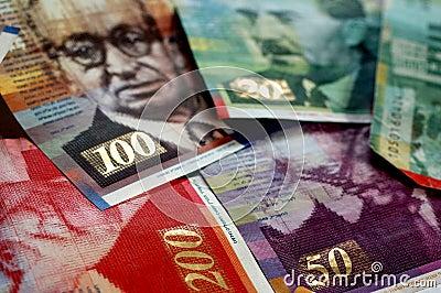 Israeli Shekel Bills #3