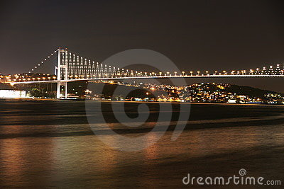Istambul Bosphorus Bridge