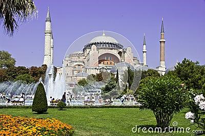 Istanbul Aya-Sofia