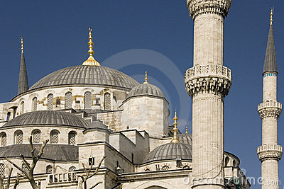 Istanbul - Blue Mosque - Turkey