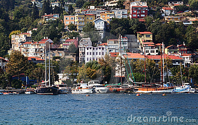 Istanbul on the Bosporus