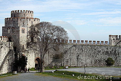 Istanbul Castle