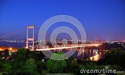 Istanbul at Dusk